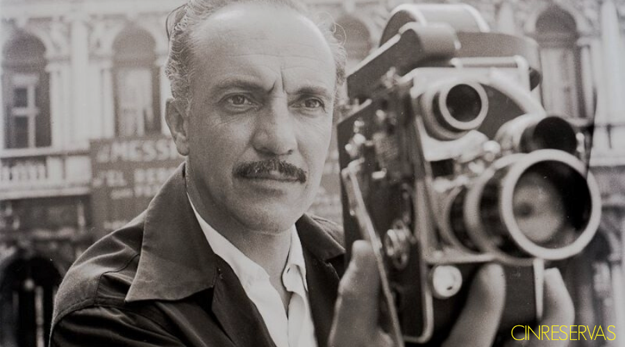 Gabriel Figueroa: El Maestro De La Luz Mexicano