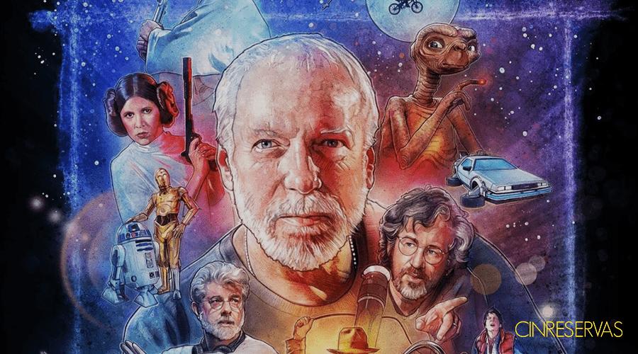 Drew Struzan: Ilustrando El Cine