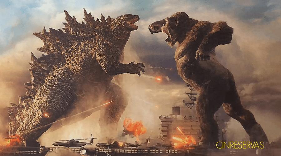 Godzilla Vs. Kong: La Pelea Del Año – Reseña