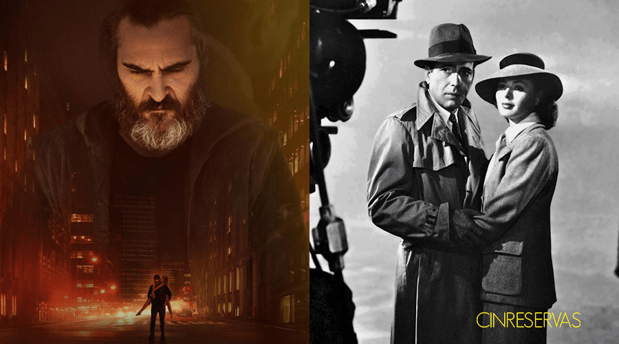 Flashback: Casablanca & You Were Never Really Here