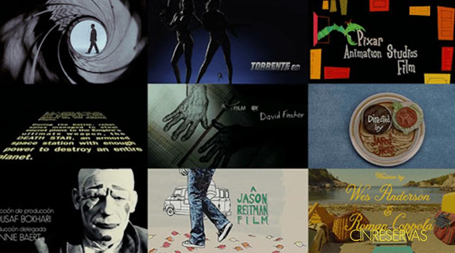 Los Títulos De Crédito | Historia Del Cine