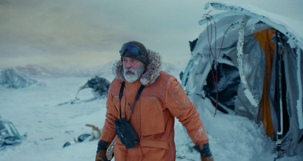 """""""Cielo De Medianoche"""" (2020) George Clooney"""