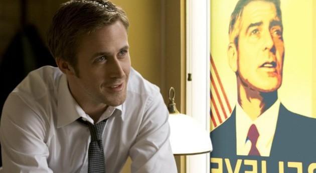 """""""Secretos De Estado"""" (2011) George Clooney Ryan Gosling"""