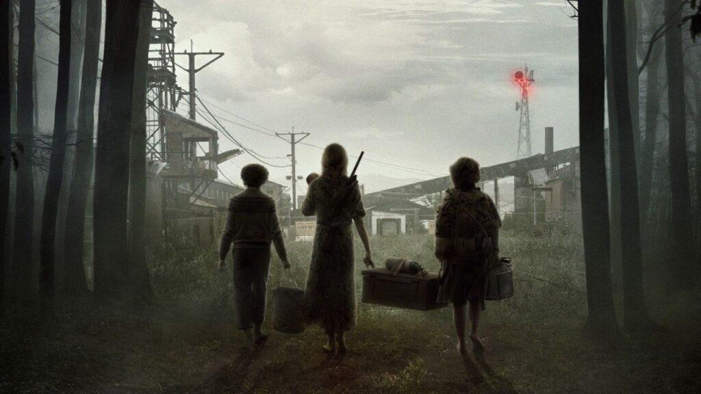 """""""Un Lugar En Silencio: Parte II"""" (2021)"""