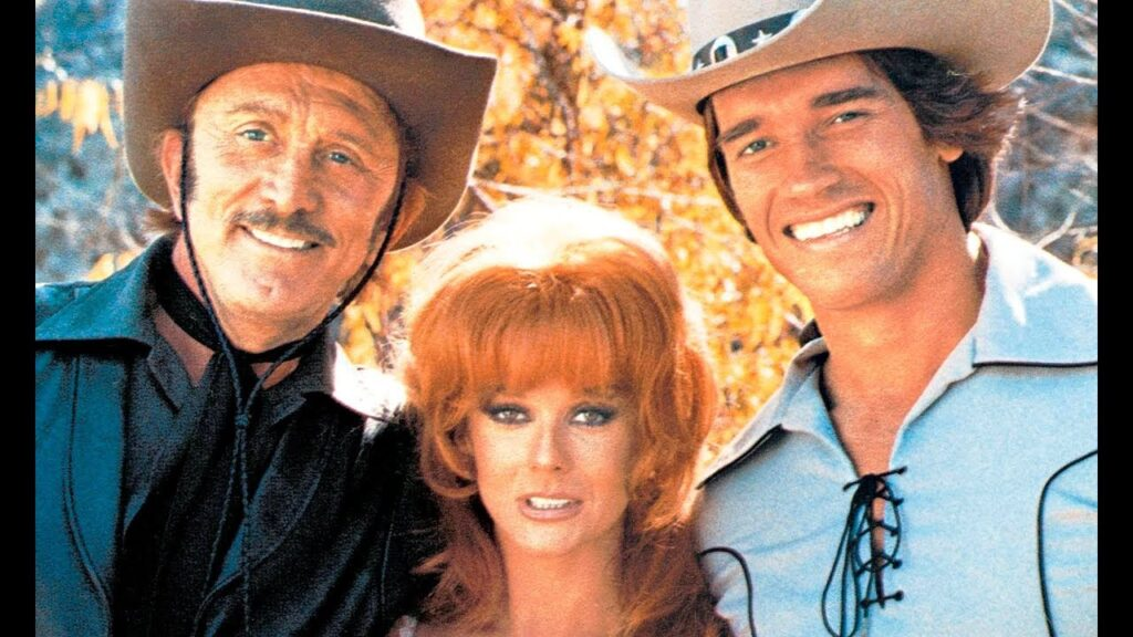 Cactus Jack, El Villano (1979) - Arnold Schwarzenegger - Peliculas Olvidadas Actores Famosos