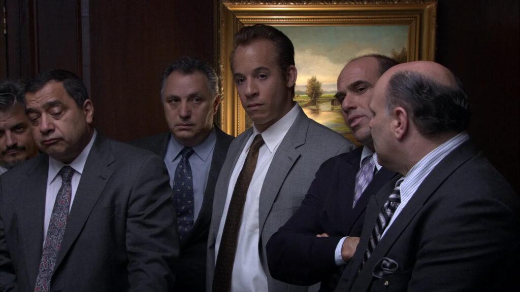 Culpable En La Mafia (2006) - Vin Diesel - Películas Olvidadas Actores Famosos