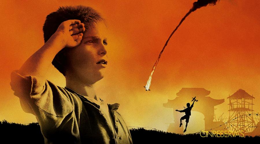 Steven Spielberg Y El Imperio Del Sol – Opinión