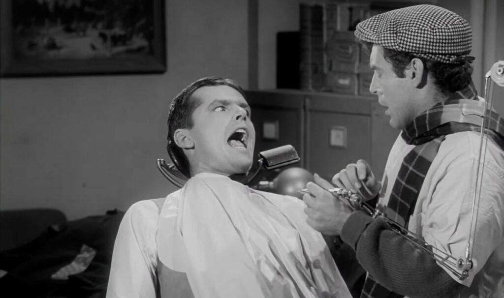 La Pequeña Tienda De Los Horrores (1960) - Jack Nicholson