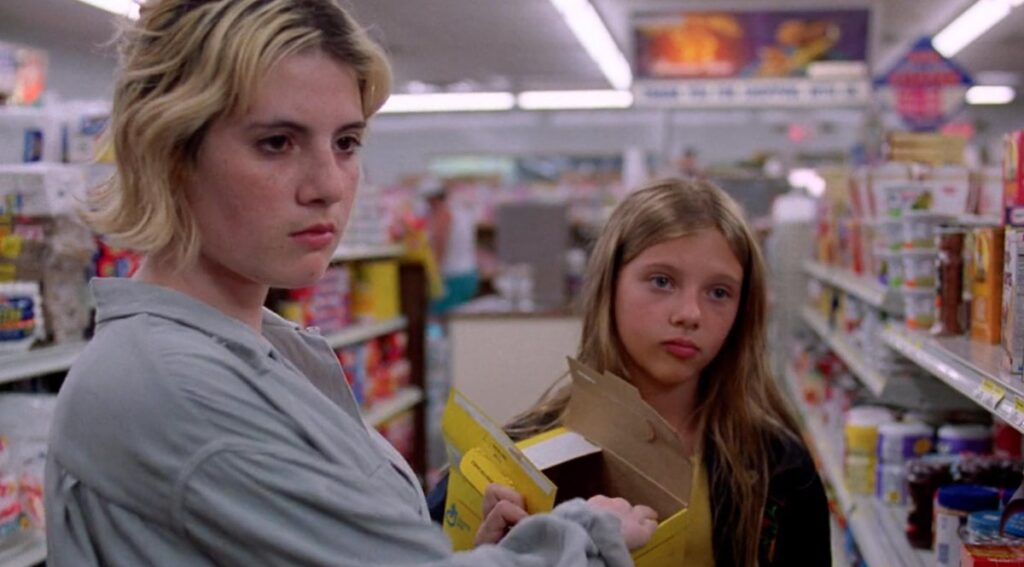 Manny & Lo (1996) - Scarlett Johansson - Películas Olvidadas Actores Famosos