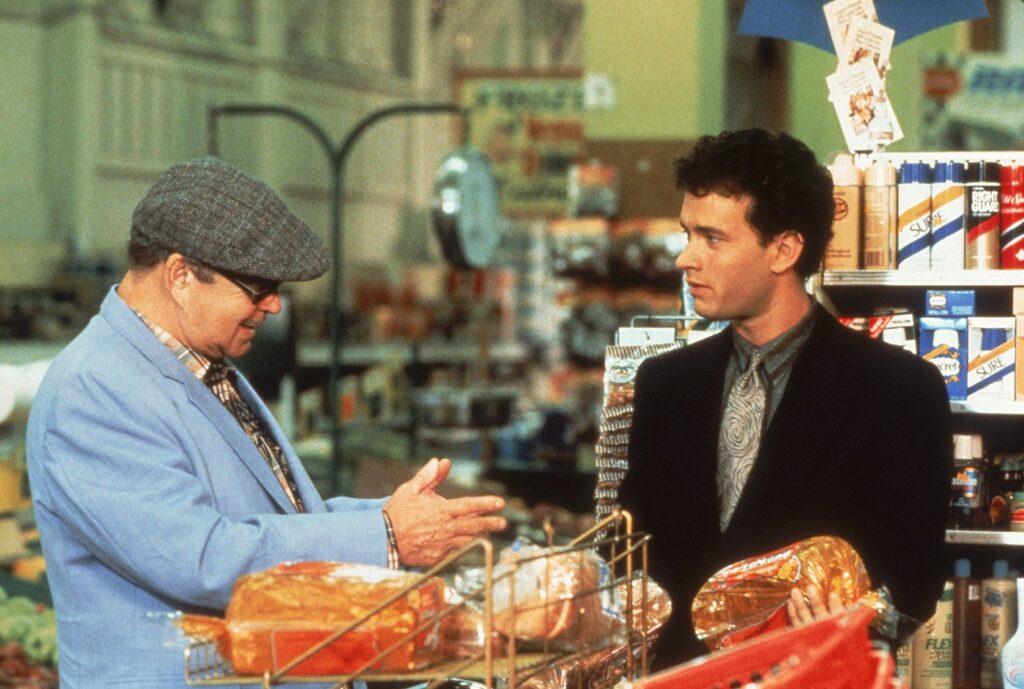 Nada En Común (1986) - Tom Hanks - Películas Olvidadas Actores Famosos
