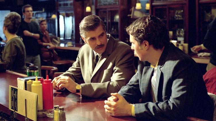 """""""Confesiones De Una Mente Peligrosa"""" (2002) George Clooney"""