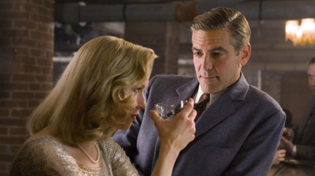 """""""Jugando Sucio"""" (2008) George Clooney"""