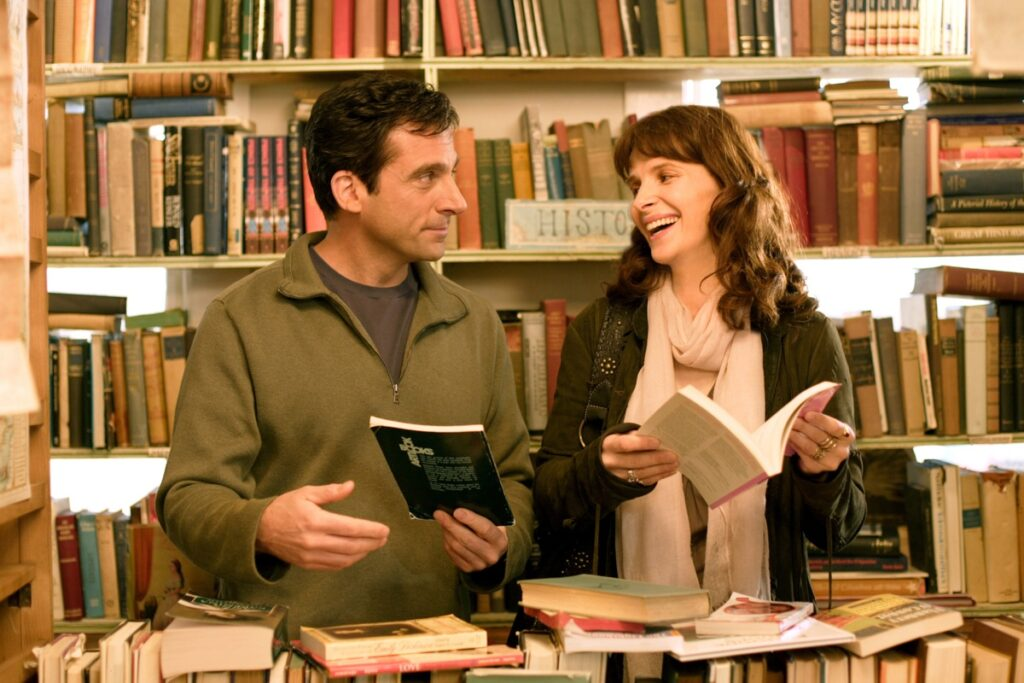 Steve Carell; Juliette Binoche