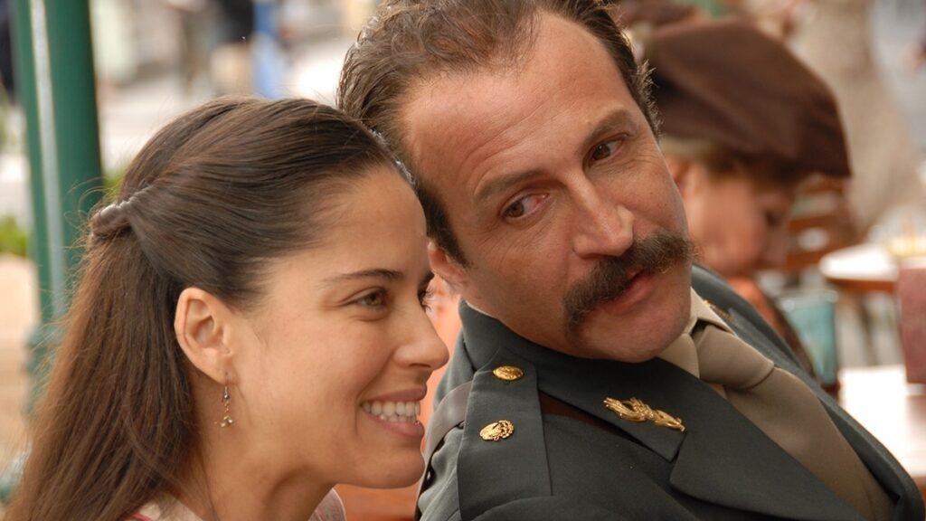 Daniel Giménez Cacho, Ana Claudia Talancón