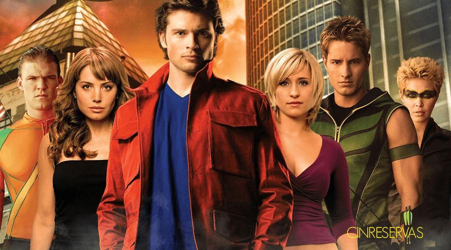Smallville (Serie) – Reseña