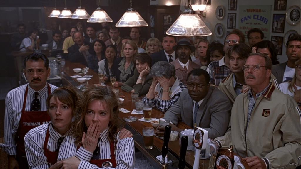 """""""El Show De Truman"""" (The Truman Show, 1998), dirigida por Peter Weir"""