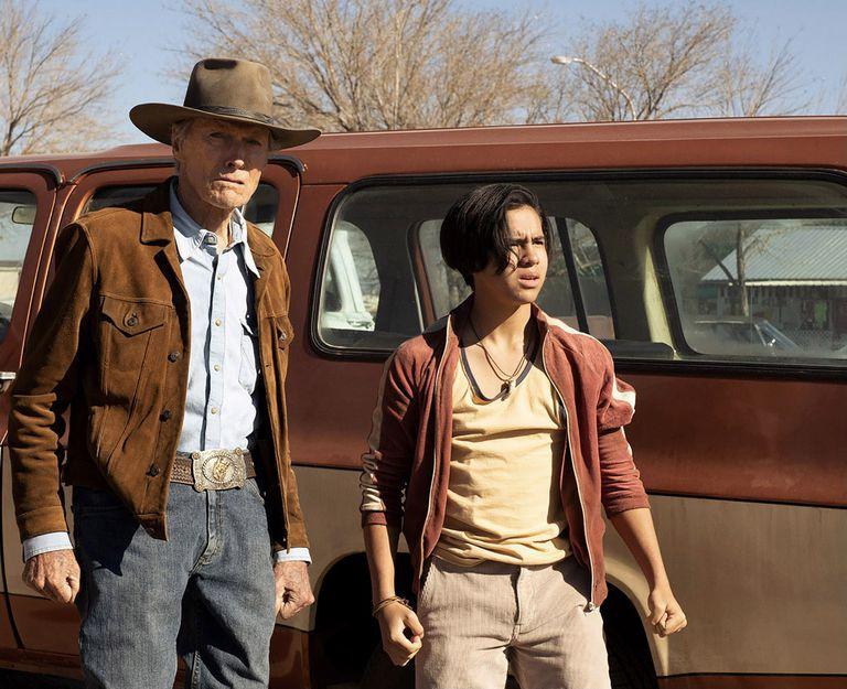 """Cry Macho"" (2021) Clint Eastwood"
