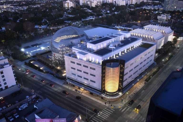 nuevo museo de cine en Hollywood