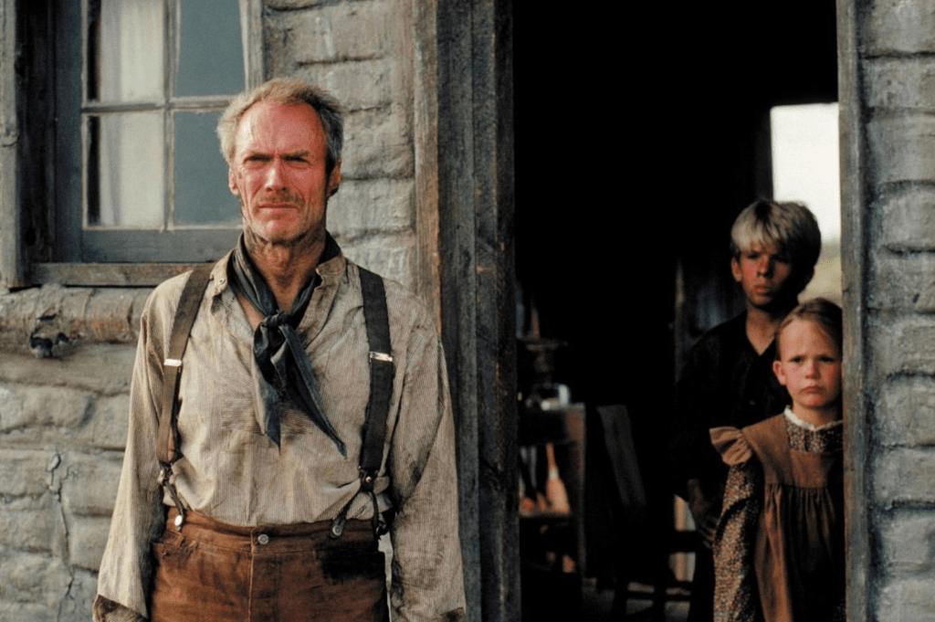 """""""Sin Perdón"""" (1992) Clint Eastwood"""