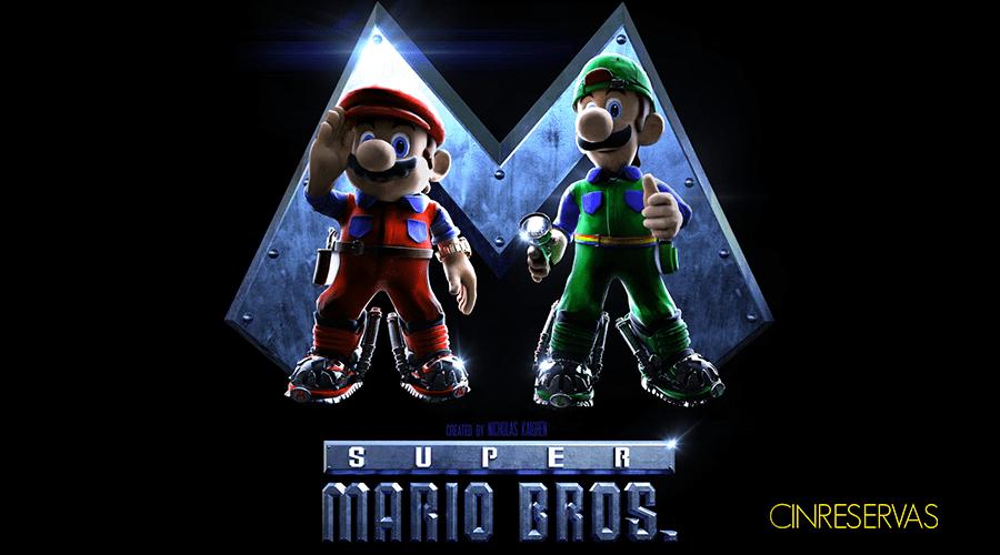 Super Mario Bros. Revela Detalles Sobre Su Nueva Película – Noticias