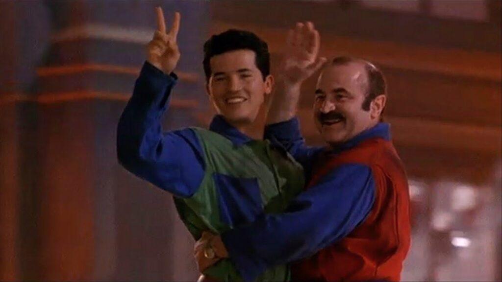 """""""Super Mario Bros."""" (1993)"""