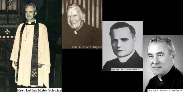 Sacerdotes reverendos exorcismo