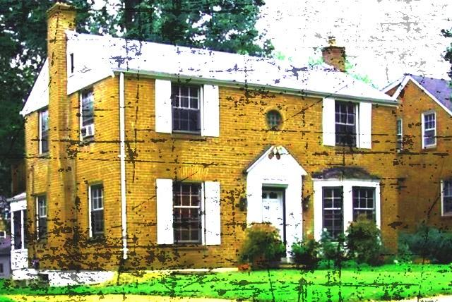El hogar de Ronald Edwin Hunkeler. (Ron Doe)